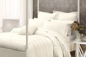 Parure pour les lits